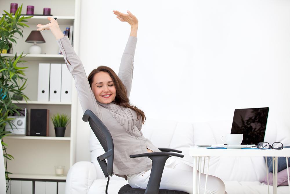 A importância do alongamento no trabalho