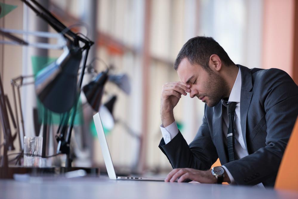 Qual é o impacto do estresse na produtividade?